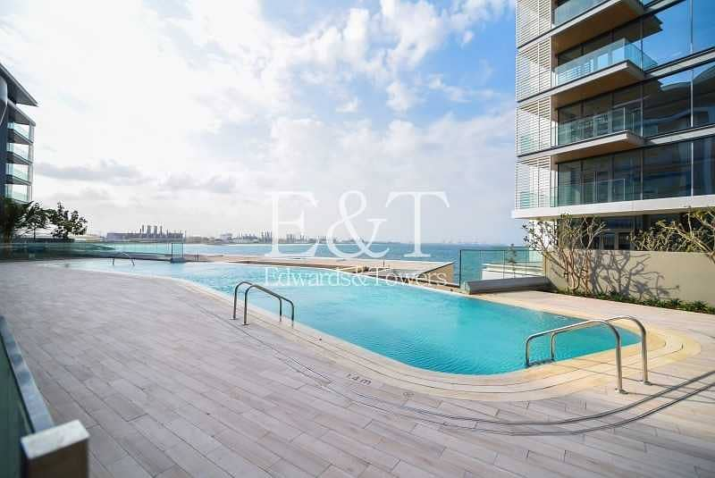 10 Sea View | 2 Bedrooms with Maids Room