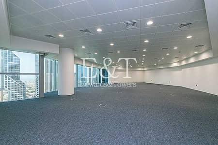 مکتب  للايجار في مركز دبي المالي العالمي، دبي - Open Layout Amazing View DIFC Prestigious