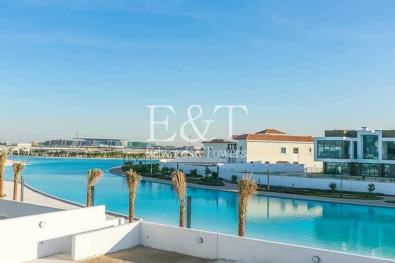 29 Mediterranean Type A Mansion | Crystal Lagoon view