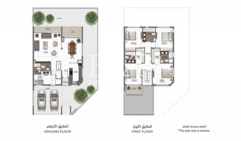 9 European Finishing Corner Townhouses|Ready by 2022