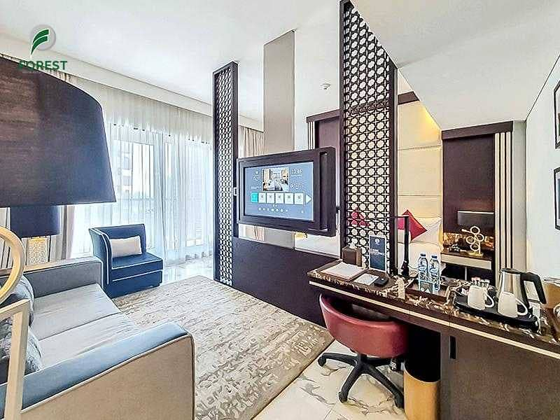 2 Hotel Apartments   Studio   Fully Furnished