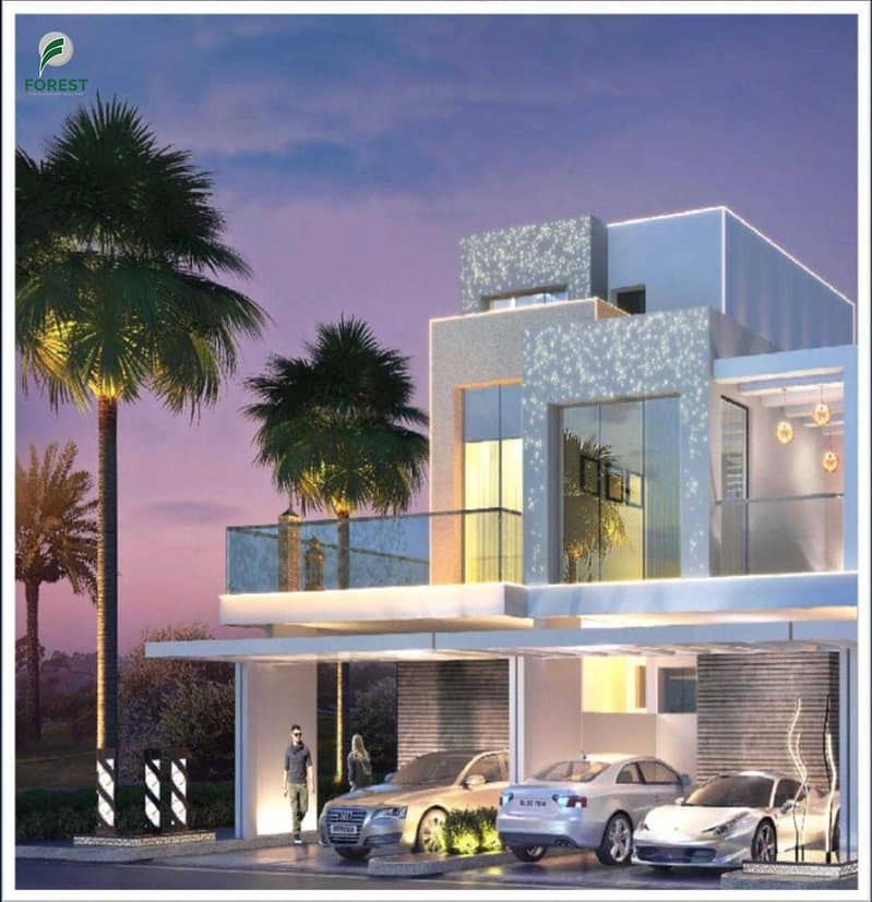 10 Stunning 4 Beds | DP 14% | Completion on Q4 2024