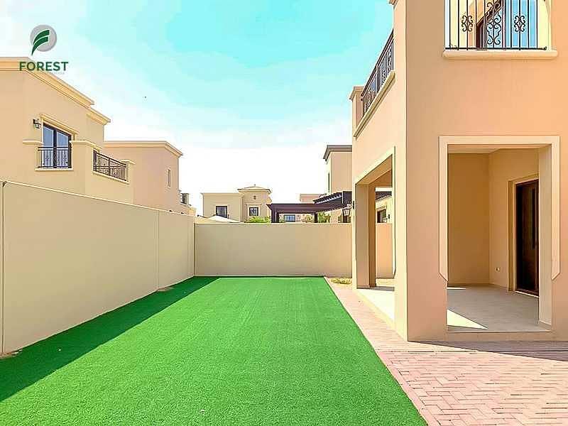 Amazing Villa | 4 Beds + Maids | Good Investment