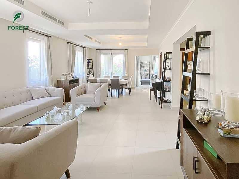 2 Amazing Villa | 4 Beds + Maids | Good Investment