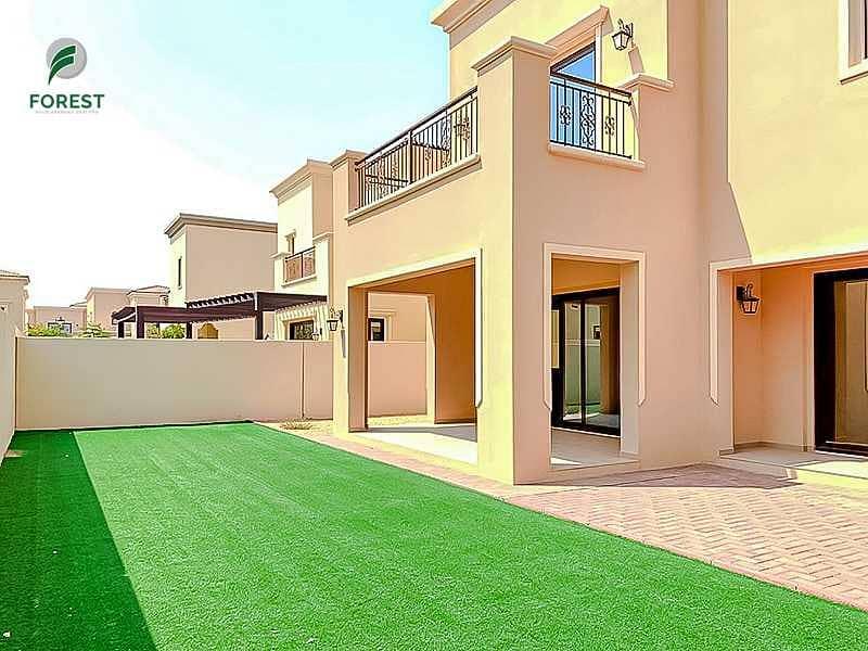 10 Amazing Villa | 4 Beds + Maids | Good Investment