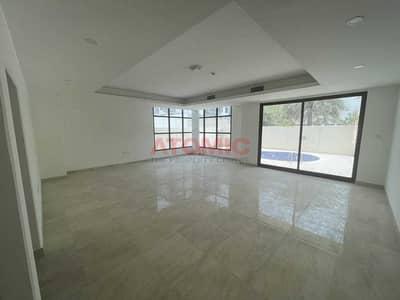 فیلا 4 غرف نوم للبيع في قرية جميرا الدائرية، دبي - Brand New  4Bed+Maid  Private Pool   Facing Park