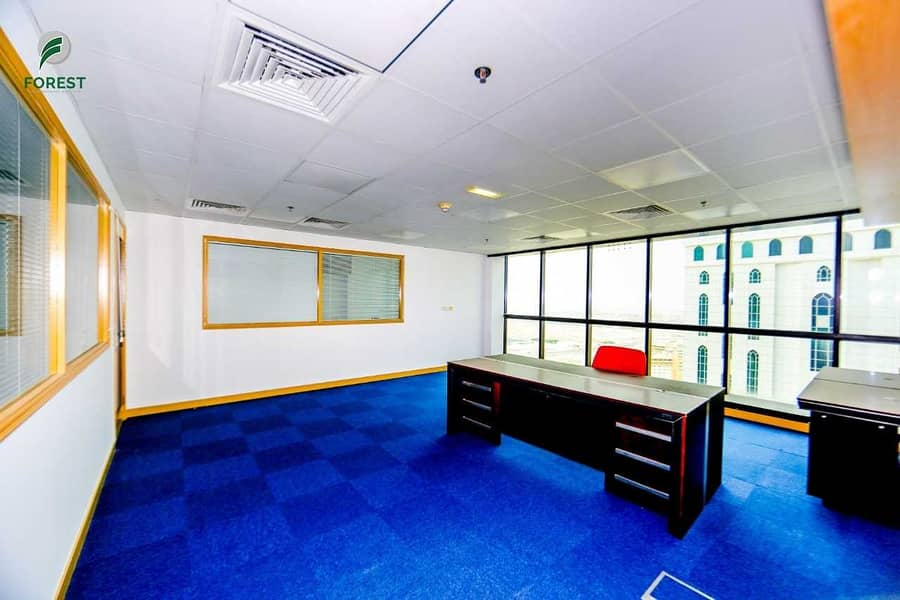 Amazing Deal |Spacious Fitted Office |Nice Location