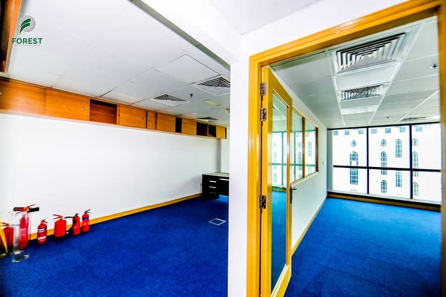 9 Amazing Deal |Spacious Fitted Office |Nice Location
