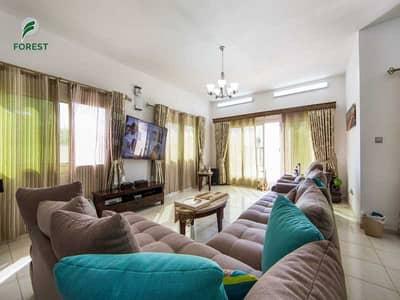 فیلا 4 غرف نوم للبيع في قرية جميرا الدائرية، دبي - Corner Unit   4 Beds + Maids   Well Maintained