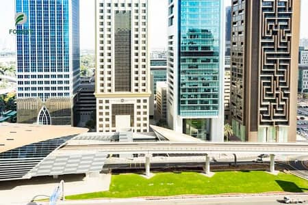 2 Bedroom Flat for Rent in Sheikh Zayed Road, Dubai - Chiller Free   Office Convertible to 2BR   Vacant
