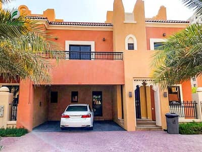 تاون هاوس 4 غرف نوم للايجار في مدينة دبي الرياضية، دبي - Amazing 4 Beds |Top Quality | Unfurnished |Vacant