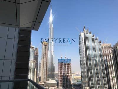 فلیٹ 1 غرفة نوم للبيع في الخليج التجاري، دبي - High Floor | 1 BR with 2 Balconies | Burj View