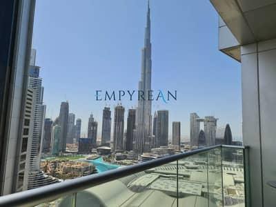 شقة 1 غرفة نوم للايجار في وسط مدينة دبي، دبي - Luxurious 1BR  Fully Furnished with Burj khalifa View / All inclusive