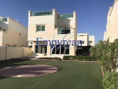 فیلا 4 غرف نوم للبيع في قرية جميرا الدائرية، دبي - LARGE PLOT   4 BED   2 EN-SUITE   INNER CIRCLE ON THE PARK    LANDSCAPED VILLA