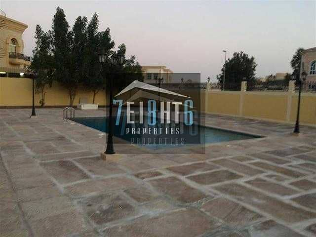 10 Outstanding luxury: 5 b/r villa high quality finishing maids drivers swimming pool garden