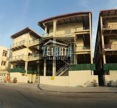 Labour Camp for Rent in Al Quoz, Dubai - 70 rooms sharing labour camp with 4 person capacity