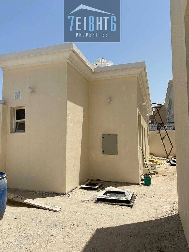 12 Excellent property: 4 b/r good quality indep villa + maids room + large garden for rent in Al Sufouh