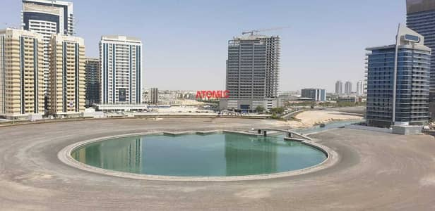 2 Bedroom Apartment for Rent in Dubai Sports City, Dubai - High Floor   Balcony Overlooking the CANAL