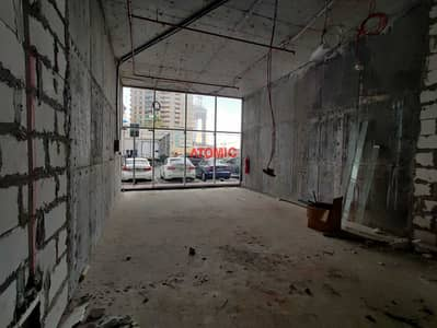 Shop for Rent in Jumeirah Lake Towers (JLT), Dubai - Shell and Core Shop for Rent in Dubai Gate 2  JLT.