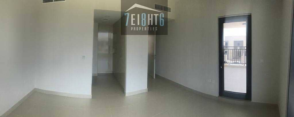 Outstanding property: 5-6 b/r good quality semi-independent villa + maids room + large garden for rent in Dubai Hills