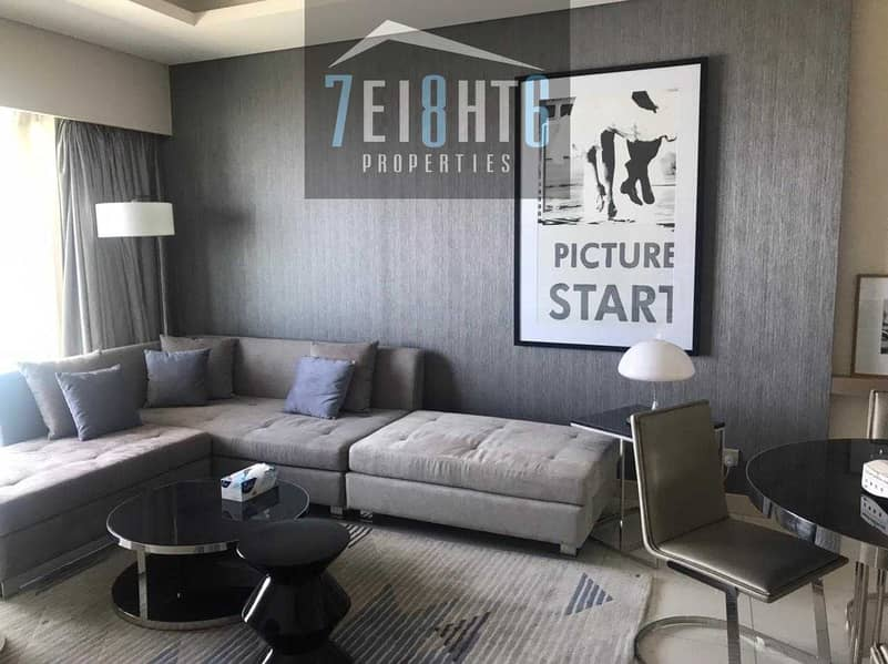 2 Outstanding property: 1 bedroom Apartment FULLY FURNISHED for rent in Business Bay