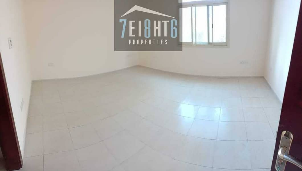 2 Outstanding property:  4 b/r good quality independent villa + maids room + large garden for rent in Umm Al Sheif