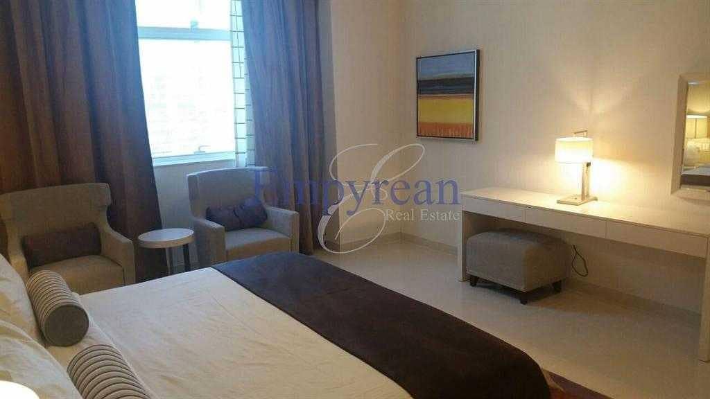 10 Fantastic 1 Bedroom in Cour Jardin Close to Metro