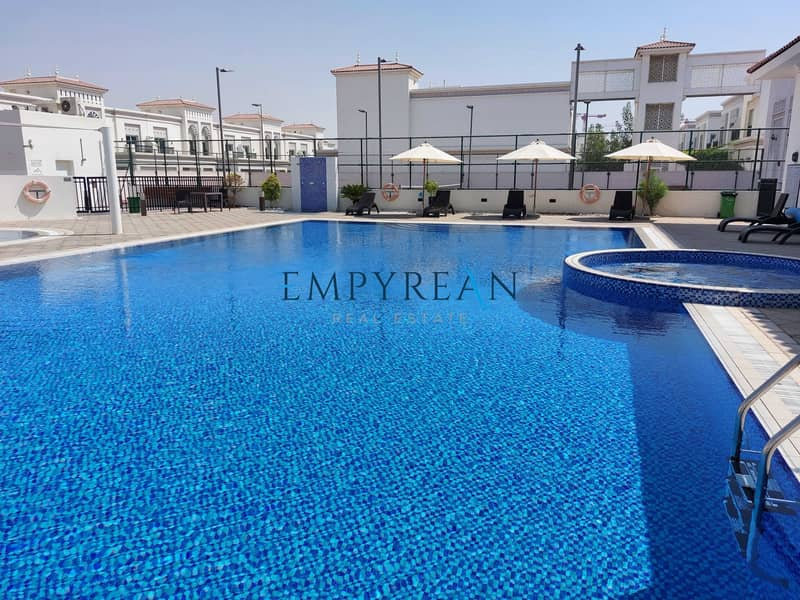 13 3BR WITH MAIDS ROOMS|WONDERFUL LOCATION|AVAILBLE IN 6 CHEQUES