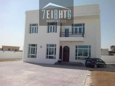 فیلا 4 غرف نوم للايجار في الورقاء، دبي - Suitable for staff accomodation: 4 b/r independent excellent finishing villa + maids room + garden