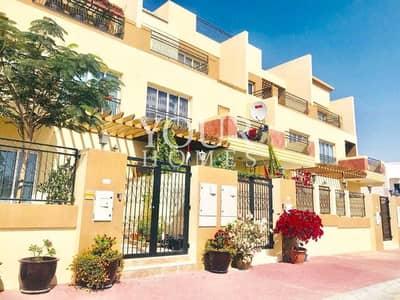 تاون هاوس 4 غرف نوم للبيع في قرية جميرا الدائرية، دبي - US   3 Bed