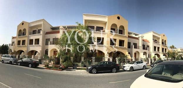 تاون هاوس 3 غرف نوم للايجار في قرية جميرا الدائرية، دبي - US |