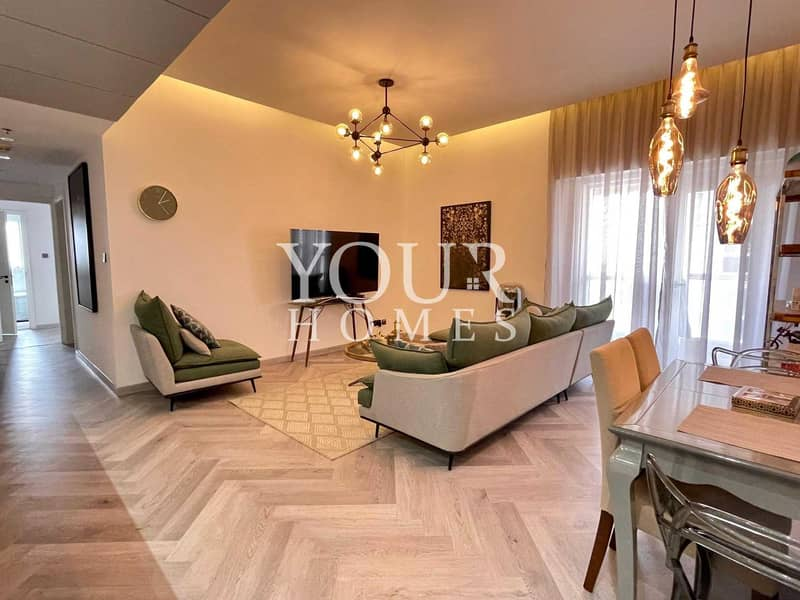 wa   Fully Furnished  Luxurious 2BR for sale at lowest price
