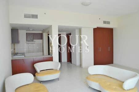 استوديو  للبيع في قرية جميرا الدائرية، دبي - OP   large studio 595 sqf Vacant No balcony  Masaar JVC