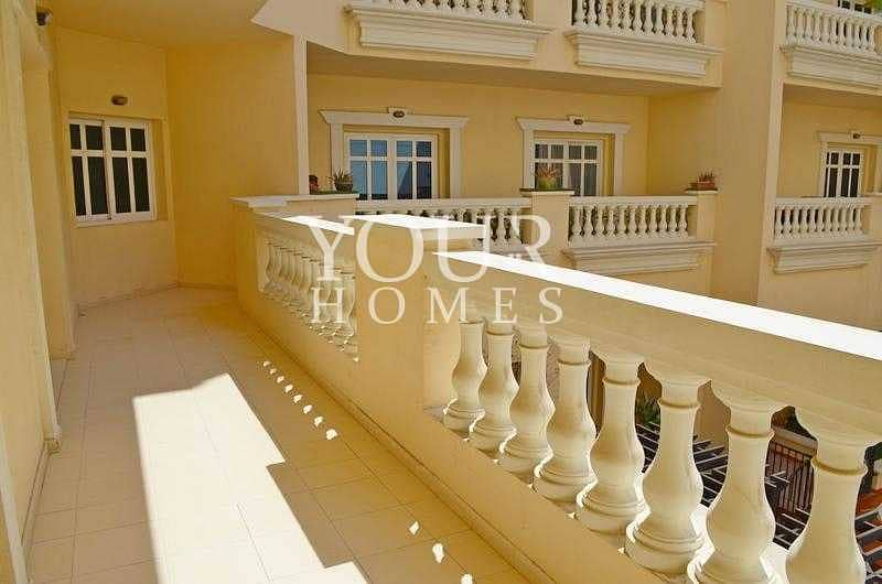 24 OP| 2BHK+M vacant NEWLY furnished with Terrace Summer 1 JVC