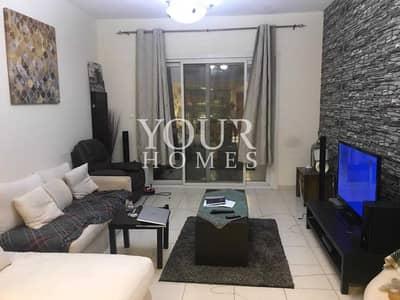 فلیٹ 1 غرفة نوم للبيع في قرية جميرا الدائرية، دبي - OP   1BHK wit balcony Emirates Garden 1