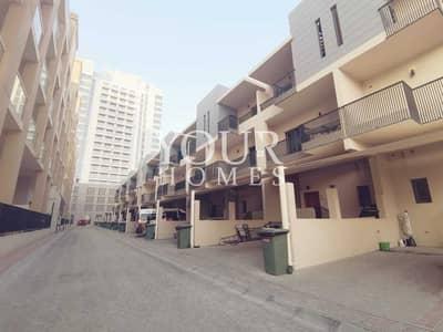 تاون هاوس 4 غرف نوم للبيع في قرية جميرا الدائرية، دبي - Us | 4BR+Basement with shared pool