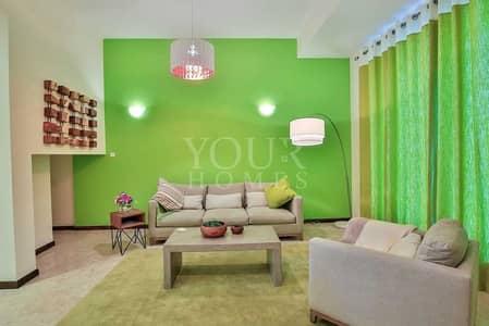 تاون هاوس 4 غرف نوم للبيع في قرية جميرا الدائرية، دبي - MK |  4BR+basement With Pool Rented