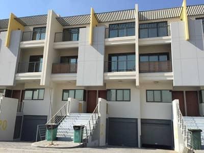 تاون هاوس 3 غرف نوم للبيع في قرية جميرا الدائرية، دبي - WA   3 bed basment parking and store @1.25