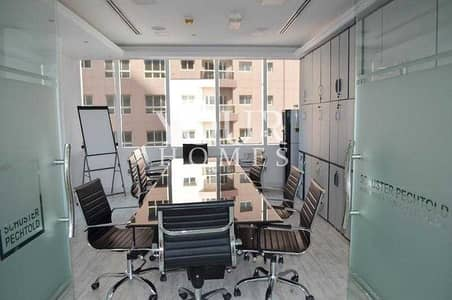 مکتب  للبيع في برشا هايتس (تيكوم)، دبي - OP | Fitted Vacant Furnished office 6 parkings