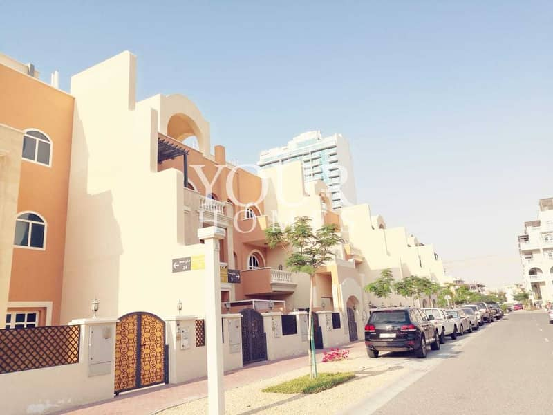 22 Townhouse in JVC @ 1.25M