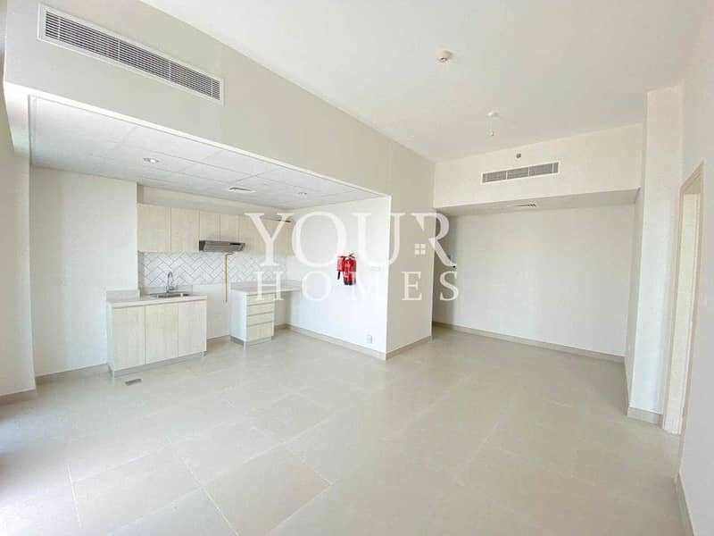 2 SM | Special Offer | Spacious 1 Bed | Pool View @550K