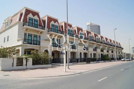 تاون هاوس 4 غرف نوم للبيع في قرية جميرا الدائرية، دبي - US | Exclusive | Corner | 4Bed + Maid Huge Home