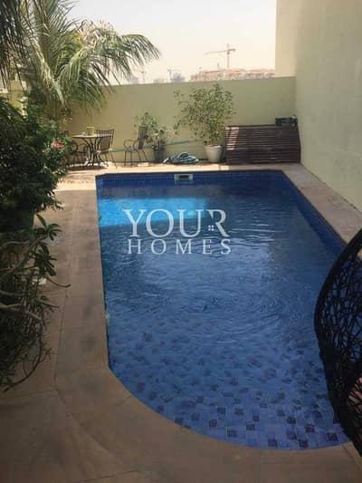 تاون هاوس 4 غرف نوم للبيع في قرية جميرا الدائرية، دبي - MK | 4BR+Basement+Maid |Upgraded Kitchen@1.999M