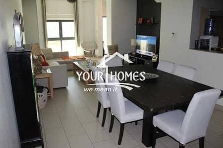 تاون هاوس 4 غرف نوم للبيع في قرية جميرا الدائرية، دبي - wa   4 Bed + M House with Pool & Gym in JVC @1.8
