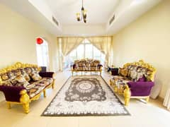 BK | 3Br+Maid Villa for Rent in DSO