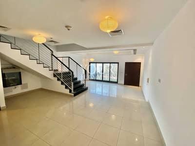 تاون هاوس 4 غرف نوم للبيع في قرية جميرا الدائرية، دبي - SB   vacant 4BR + Maid + 2 Parkings + common PooL Gym