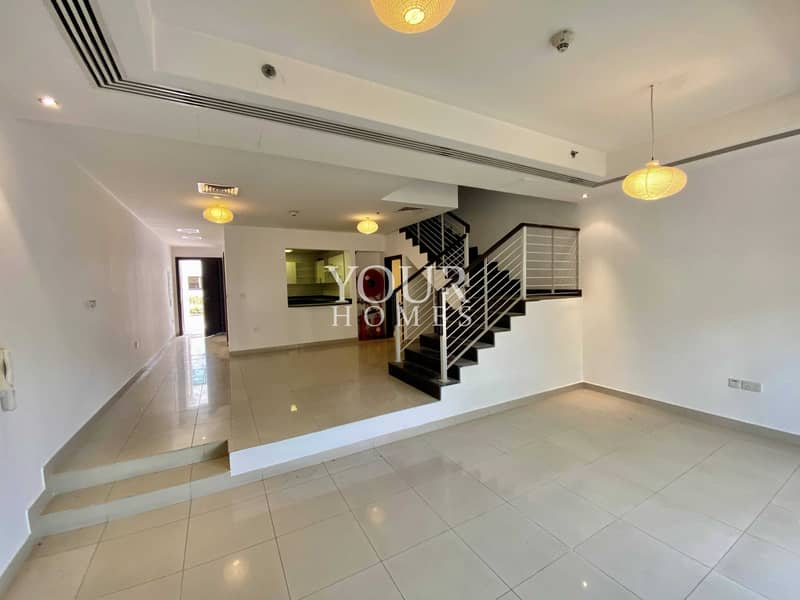 2 SB | vacant 4BR + Maid + 2 Parkings + common PooL Gym