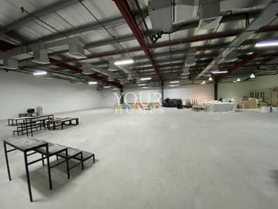 مستودع  للبيع في مدينة دبي للإنتاج، دبي - JA | Well Built, Sufficient Electric Capacity, Standalone Warehouse