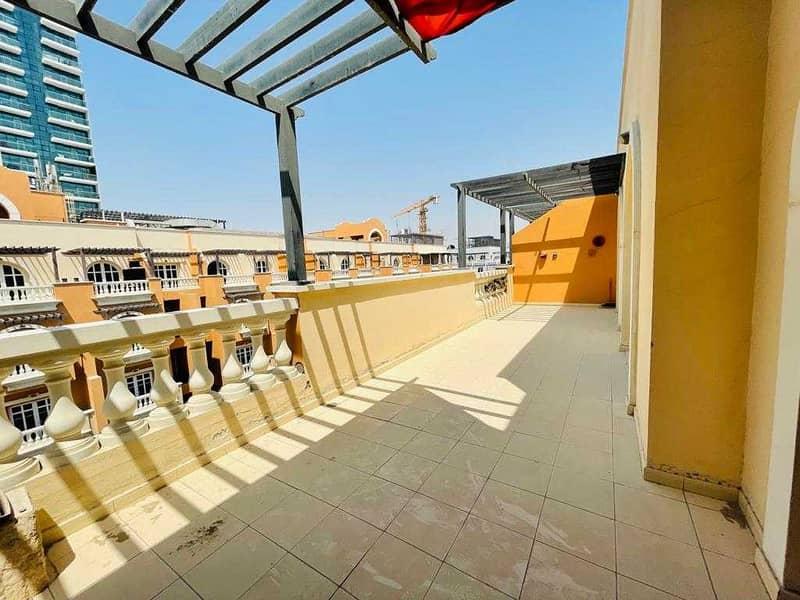 شقة في الصيف سيزونز كوميونيتي قرية جميرا الدائرية 2 غرف 650000 درهم - 5196616