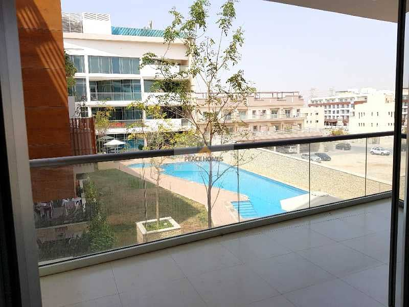 READY TO MOVE   TOP QUALITY 2BR   DUPLEX TYPE   POOL VIEW   MUST OWN